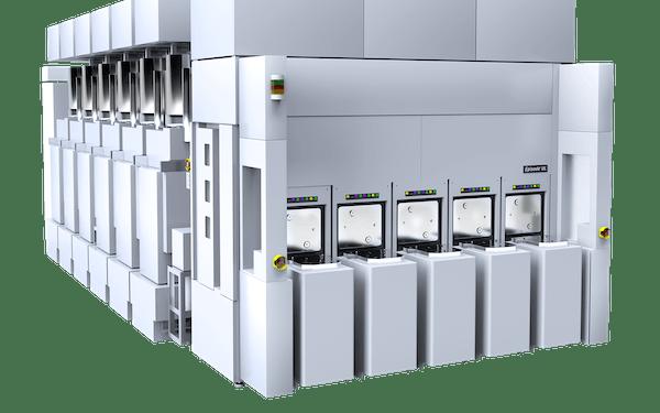 東京エレクトロンは装置の稼働やプロセス状況を高精度にモニタリングできる半導体製造装置を販売する