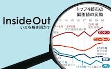 東京の偏差値、メダルの色は? 五輪招致後も都市力低下