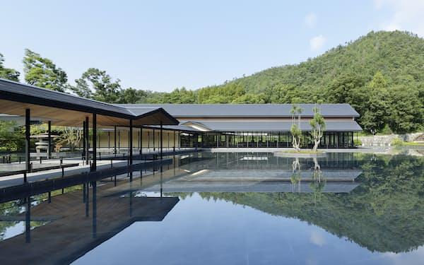16日に開業する米ヒルトンの「ロク キョウト LXRホテルズ&リゾーツ」(京都市)