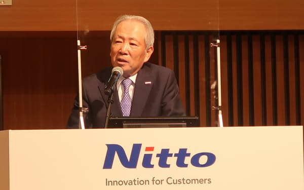 高崎社長は核酸医薬を次の注力分野として挙げた