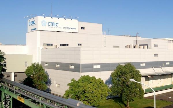 シミックHDがアビガンの製造を受託する工場