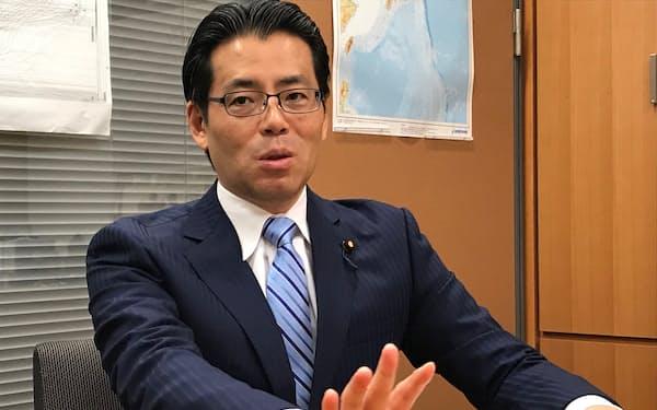 自民党の福田達夫衆院議員