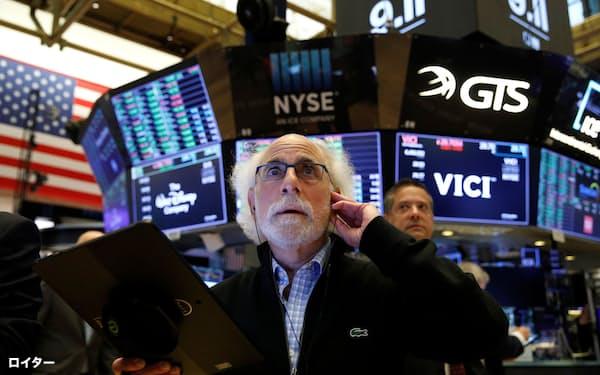 今年は過去20年を上回る資金が株式ファンドに流入=ロイター