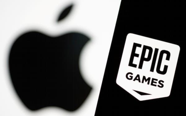 「アップストア」などをめぐる裁判は米エピックゲームズの控訴により新たな局面を迎える=ロイター