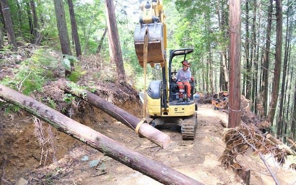 日本の林業の再生には長期的な視点が不可欠