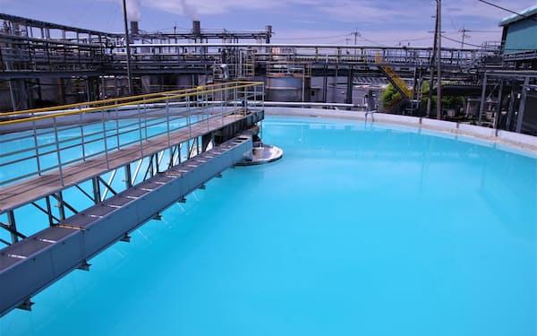化学反応で海水からマグネシウム化合物を沈殿させる