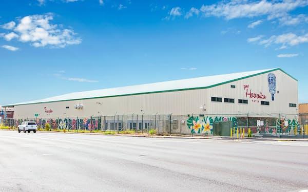 米ハワイ州に設けた第2工場の稼働を高める