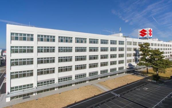 スズキの本社(浜松市)