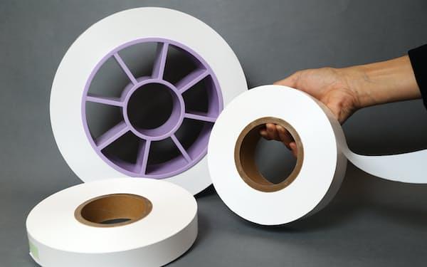 電池の絶縁材に使う「ハイポア」は旭化成の成長事業に