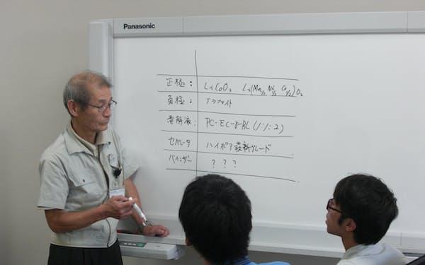 吉野研メンバーと研究データについて意見交換