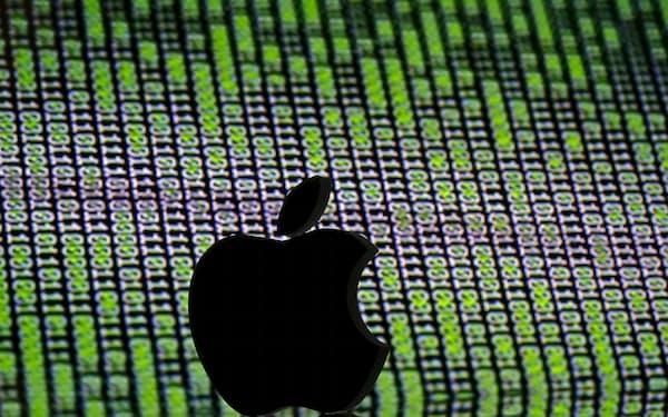 アップルは修正プログラムの更新を確認するよう利用者らに呼びかけている=ロイター