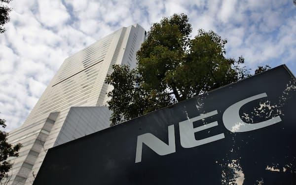 NECは通信の「オープンRAN」化を商機とみている