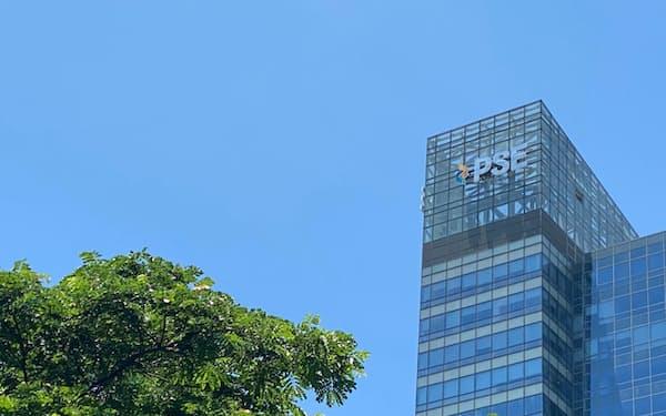 フィリピンではREIT上場が相次ぐ(14日、フィリピン証券取引所)