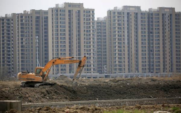中古物件では値下がり都市が値上がり都市を上回った(上海市)=ロイター