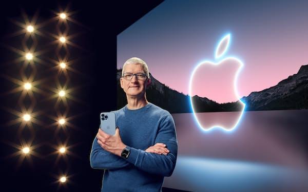 クックCEOは13シリーズについて「最高のiPhoneだ」と胸を張った