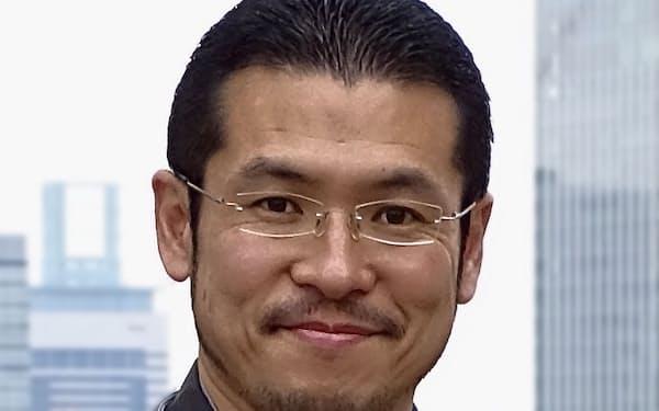 東北大の乾健太郎教授