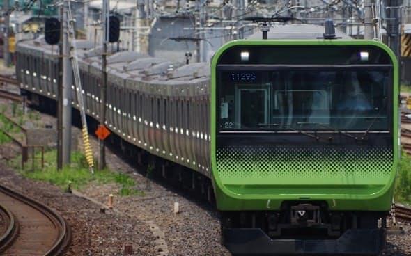 山手線と大阪環状線のほか、4路線47駅のホームに5Gを導入した