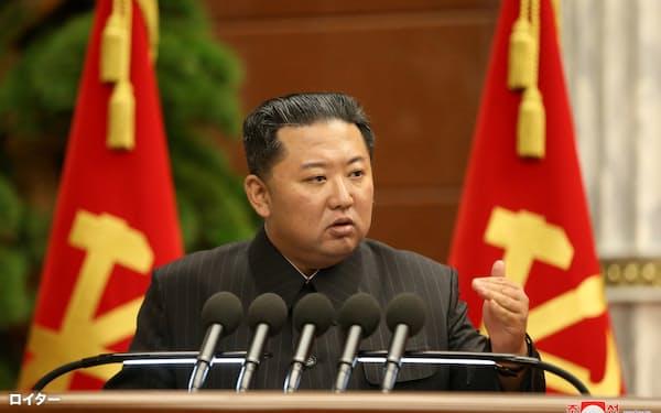北朝鮮がミサイル攻撃の多様化を進めている=朝鮮中央通信・ロイター