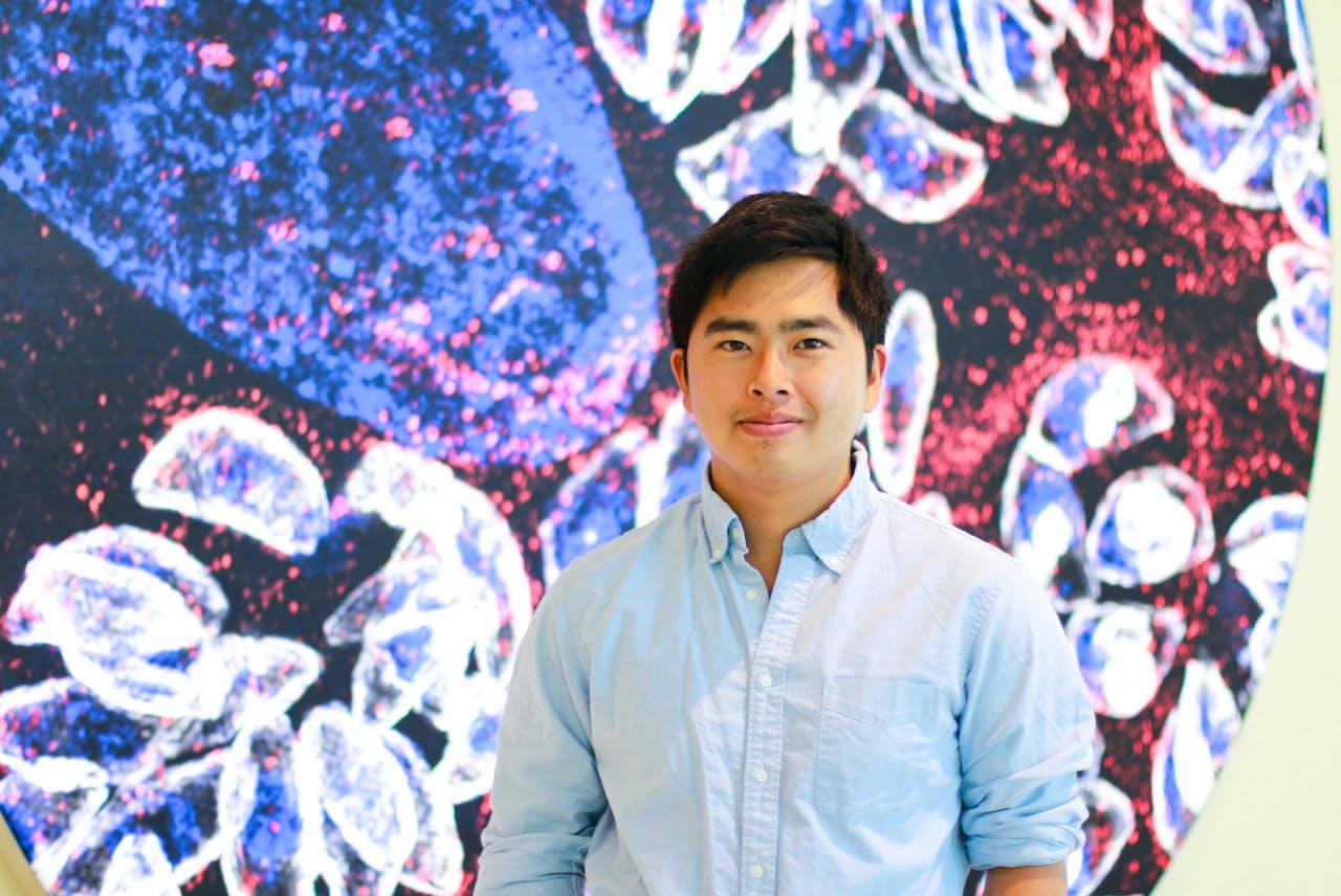 MITの大学院修了後に起業した前田智大さん