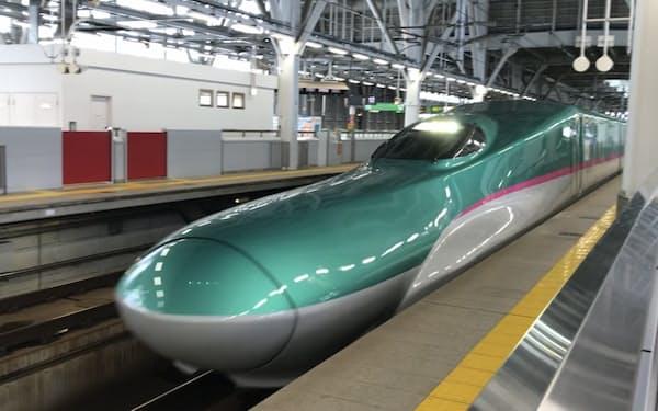 特急列車指定席の本格的な料金変動制導入に前向きな姿勢を示した