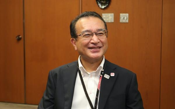 福岡県人づくり・県民生活部長の徳永吉之氏