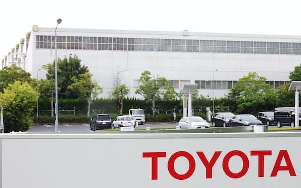 トヨタは9~10月に大幅な減産を強いられる(愛知県豊田市の高岡工場)