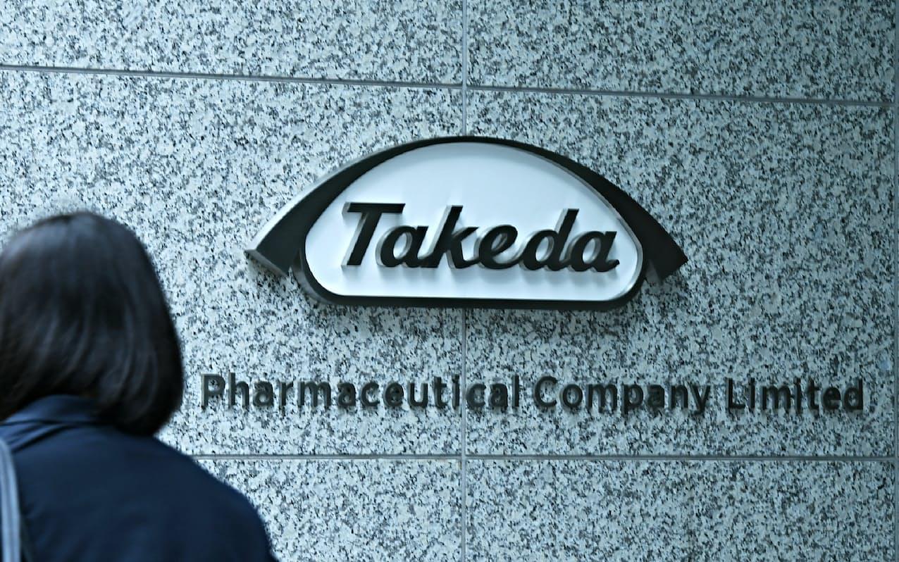 武田薬品工業は肺がん治療薬で米当局の承認を受けた