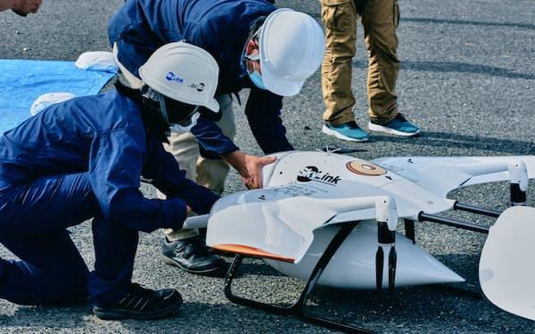 ワールドリンク&カンパニー(京都市)はドローンの機体販売やドローンを使ったサービスを展開している