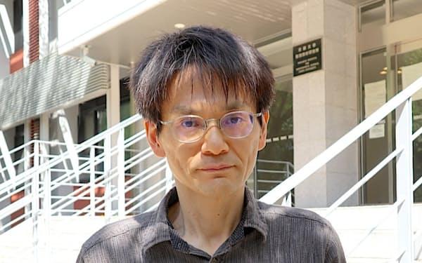 ブレークスルー賞を受賞した京大教授・望月拓郎氏=京大提供