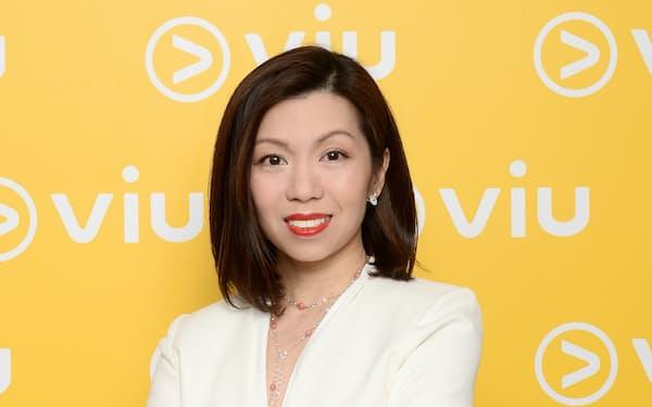香港動画配信大手Viuのジャニス・リー最高経営責任者(CEO)