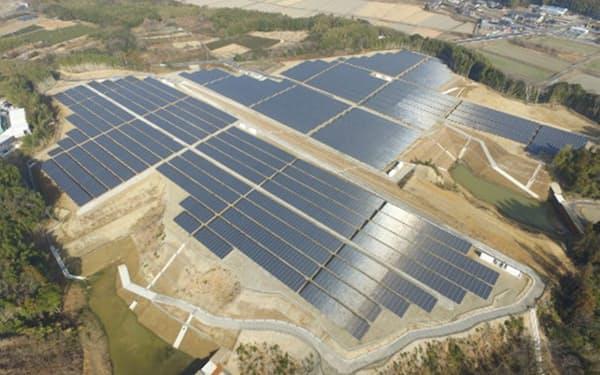 太陽光発電施設の売買は増加傾向にある