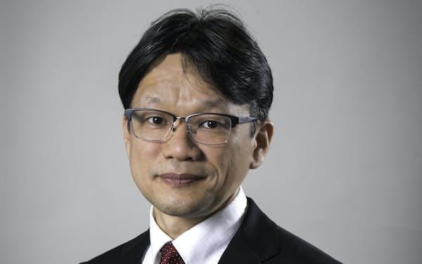 日本HPの新井信勝氏