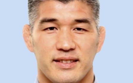 井上康生氏=共同