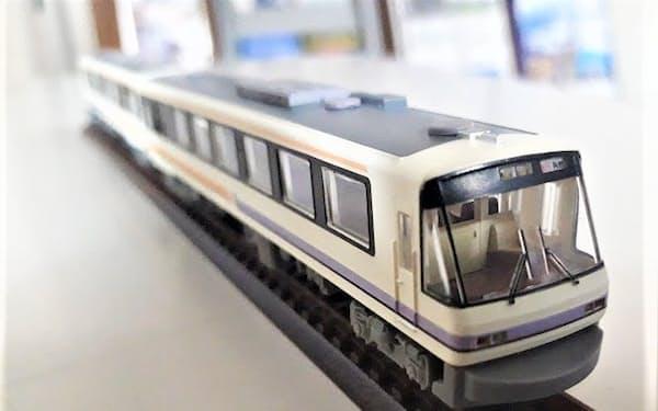 「ANー8900形」車両の模型