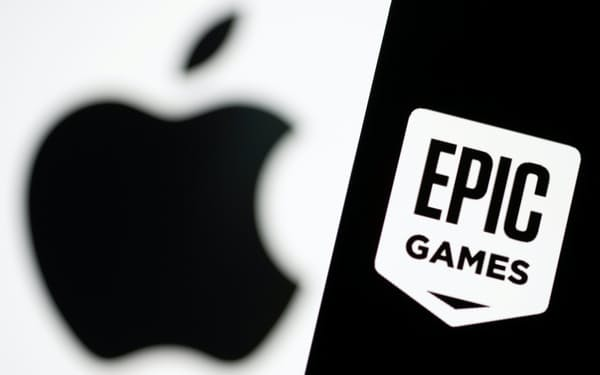 裁判所はアップルの独禁法違反を認めなかった=ロイター