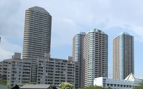 好立地のマンションは新築、中古とも価格が上昇している