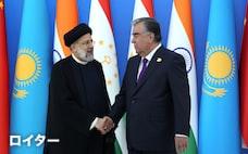 イラン、中ロ主導組織加盟へ 上海協力機構が合意
