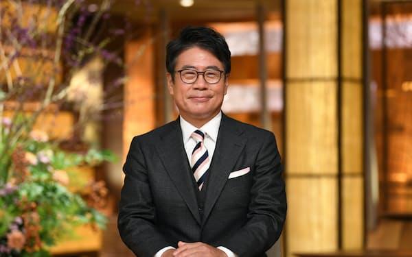 「報道ステーション」のメインキャスターに就任する大越健介氏
