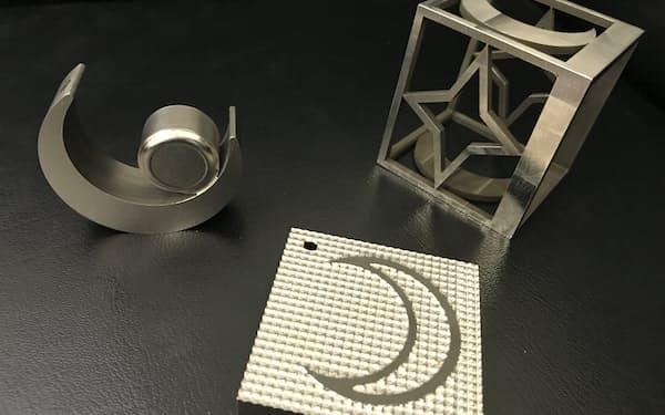 超難削材「Ni基超合金 インコネル」の加工サンプル