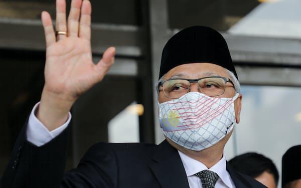 マレーシアのイスマイルサブリ首相はモリソン豪首相との電話会談で、AUKUSへの懸念を伝えた=ロイター