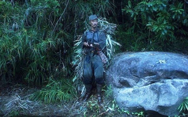アルチュール・アラリ監督「ONODA」 ©bathysphere ‐ To Be Continued ‐ Ascent film ‐ Chipangu ‐ Frakas Productions ‐ Pandora Film Produktion ‐ Arte France Cinéma