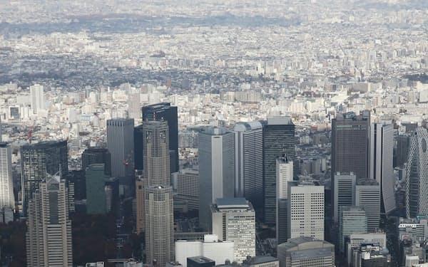東京都心の地価もコロナ後に向け流動的な要素がある