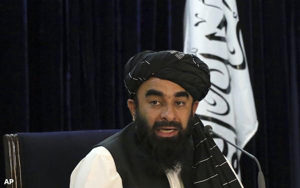 タリバンの報道担当者は21日、暫定政権の追加閣僚らを発表した=AP