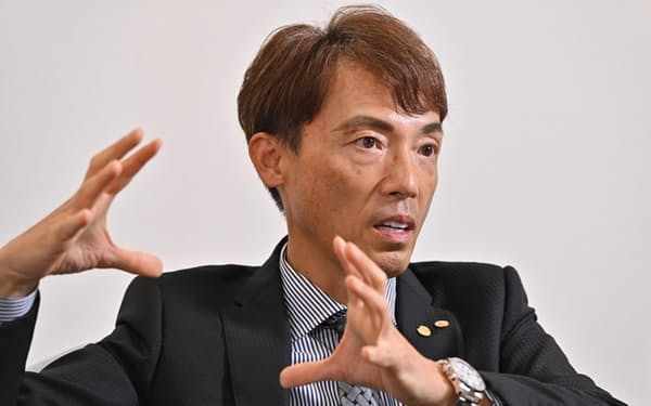 神明ホールディングスの藤尾益雄社長は異業種への参入を推進してきた