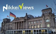 接戦ドイツ総選挙、連立の駆け引き先行 政策論争乏しく