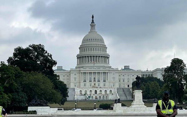 米議会は民主党、共和党の対立が一段と深まっている