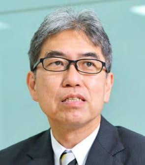 昭和電工の高橋秀仁氏