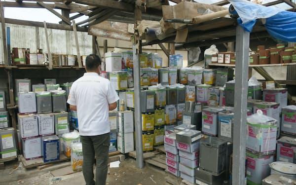 上野塗装店は職人の給料を支払うため、クラウドファクタリングで手元資金を確保(福岡県朝倉市)