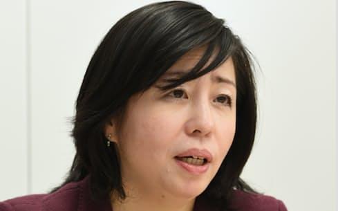 大林ミカ自然エネルギー財団事業局長=同氏提供