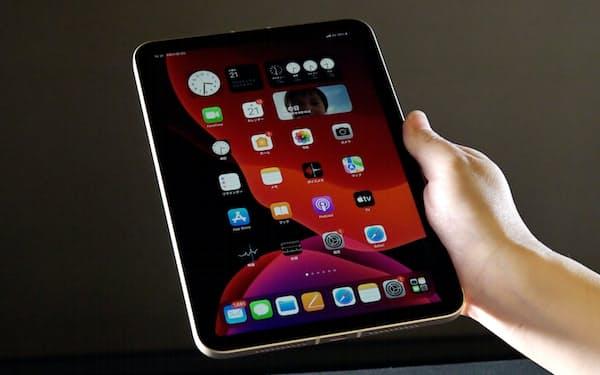 フルモデルチェンジされた「iPad mini」